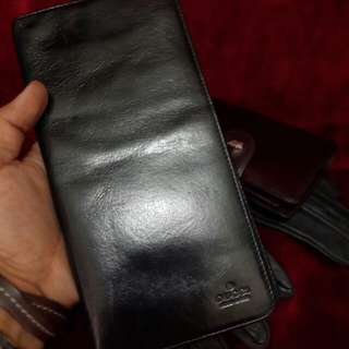 Gucci Classic Travel Wallet