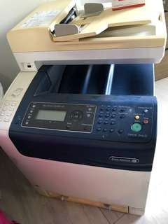 Fuji xerox docuprint CM305 df