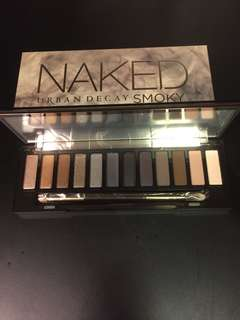 Urban Decay Eye Palette - Naked Smoky