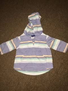 Old Navy soft denim pullovers