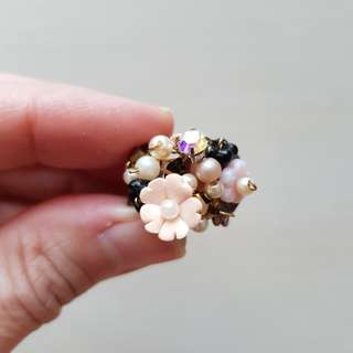Sweet Flower Ring