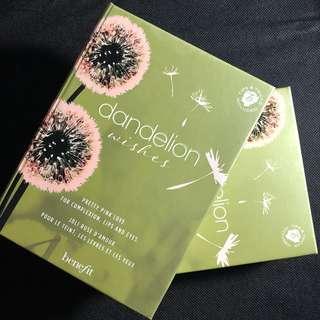 Benefit dandelion bundle