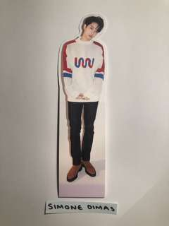 Guanlin Standee - Wanna One Nothing Without You One. Ver