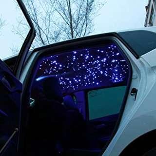 CAR CEILING LIGHTS - FIBER OPTICS ROOF LIGHT