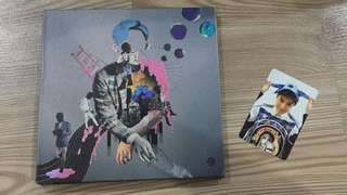 SHINee - Why So Serious ALBUM with TAEMIN pc