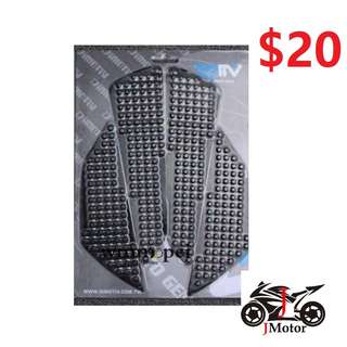 Traction Pad Motorcycle Traction Tank Pad sticker 3M Traction Pad / Anti Slip Pad / Side Tank Pad 87 sticker