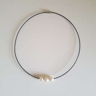 Chomel Faux Pearl Necklaces