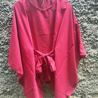 Clove blouse batwing