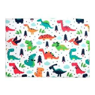 Dino Land Rug - Karpet - 100 x 140