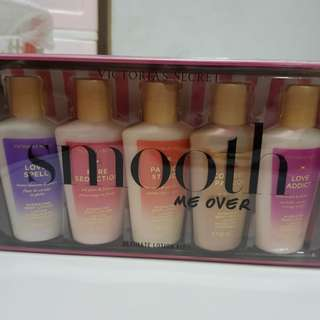 VS Scented lotion gift box