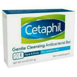 Cetaphil bar 127g