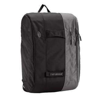"TIMBUK2 SNOOP DSLR / 17"" LAPTOP BACKPACK - BLACK/GREY"