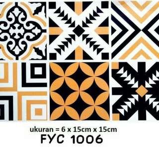 Sticker Keramik / Ubin / Lantai