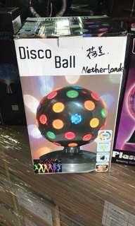 Disco 波燈