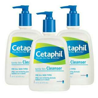Cetaphil cleanser 591 ml