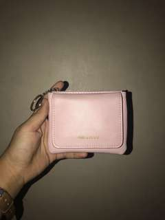 Mumuso Pink Mini Purse