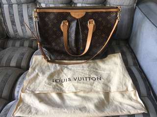Louis Vuitton Monogram Palermo PM