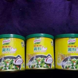 $30/3罐 Knorr 家樂牌 雞粉 Chicken Powder 120g 全新正版 調味料 調味品