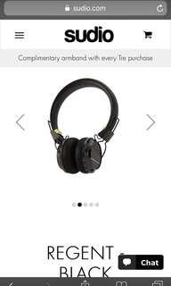 Sweden Brand 100% New Bluetooth Headphone