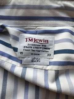TM Lewin SlimFit