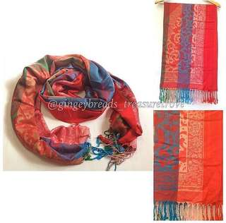 Native Print Scarf
