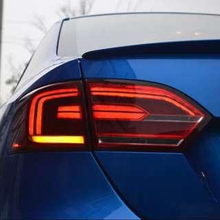 Volkswagen Jetta MK6 Styling Taillights