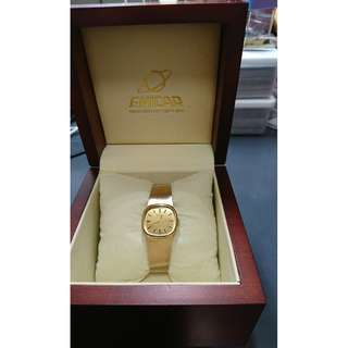 Vintage 古典英納挌 (Enicar) 女裝上鍊錶