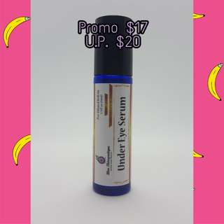 Under Eye Serum - 100% Pure Essential Oil Blend