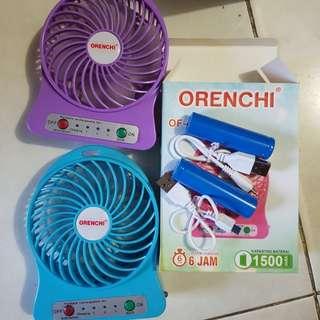 Mini fan mini/ kipas kecil/ mini fan kecil