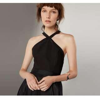 Elegant Black Formal Prom Dress/ Gown