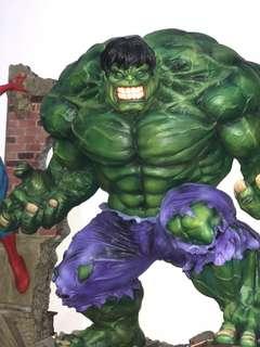 Custom 1/4 Hulk Statue