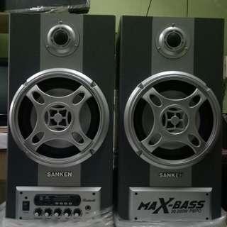 Active Speaker SANKEN SMM-1000BU