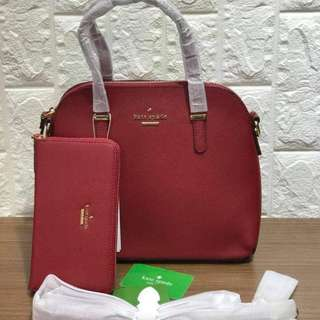 KATE SPADE BAG AND WALLET