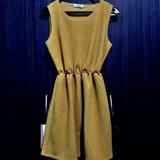 Push Paris Dress 💛