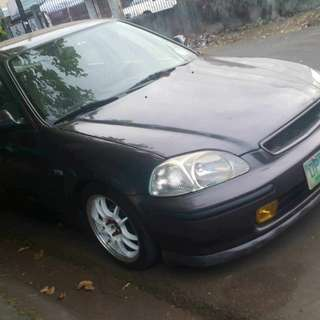 Honda civic vti 96 matic