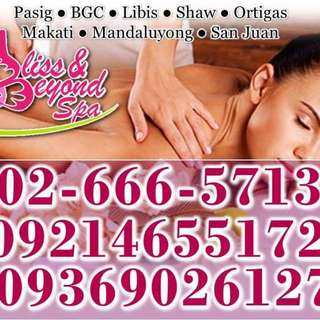 Home & Hotel Service Massage