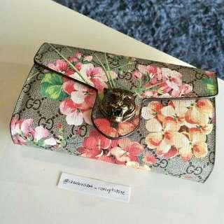 Floral Clutch Gucci