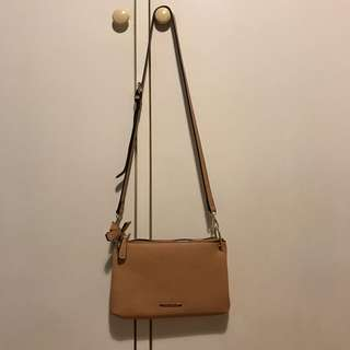 TONY BIANCO cross body leather bag