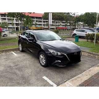 Mazda 3 1.5A @ $78,800