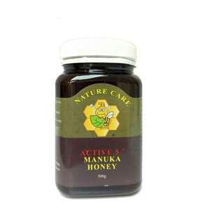 紐西蘭麥蘆卡15+蜂蜜 Manuka Honey 15+