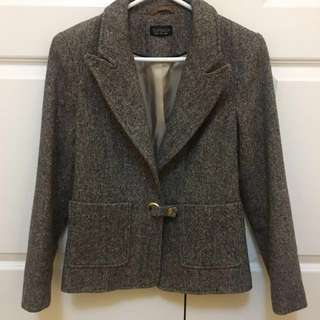 Topshop Suit Jacket Women's Size 4