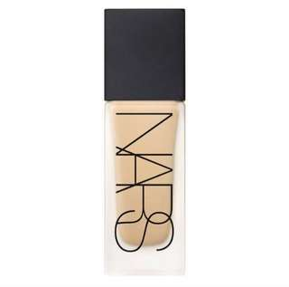 💄❤️ NARS COSMETICS ALL DAY LUMINOUS WEIGHTLESS FOUNDATION 30 ML/ 1 FL.OZ.