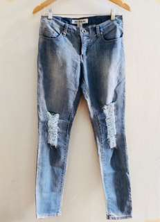 Free Shipping Next Ripped Jeans