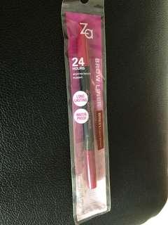 Za eyebrow pencil (cocoa brown)