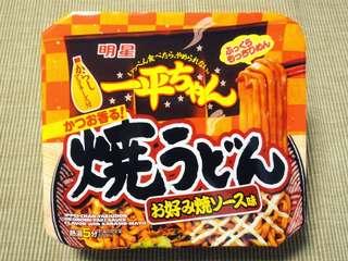 🔹明星食品一平夜市炒麵 🍜(大阪燒味)