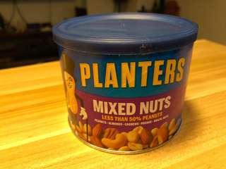 Planters 混合花生 mixed nuts