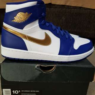 Nike Air Jordan Retro HI Sz 10.5 US