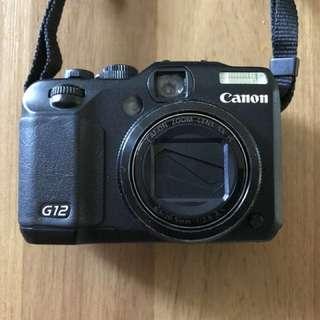 Canon G12 Semi Pro