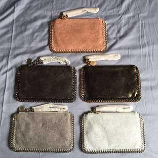 Stella Mcartney Pouch (New colours added!)