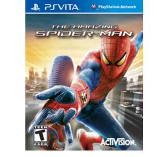 Playstation / PS Vita - The Amazing Spider-Man